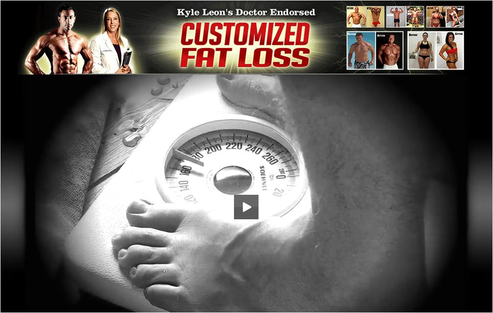 Health: fat loss customized